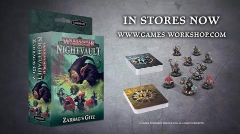Zarbag's Gitz In Stores Now