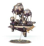 Arkanaut Frigate heavy sky cannon Kharadron miniature