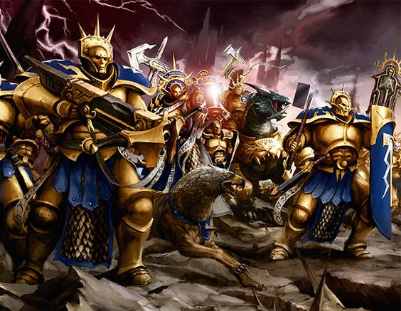 Warhammer age of sigmar-stormcast Eternal-judicators-bitz-bitz drinker