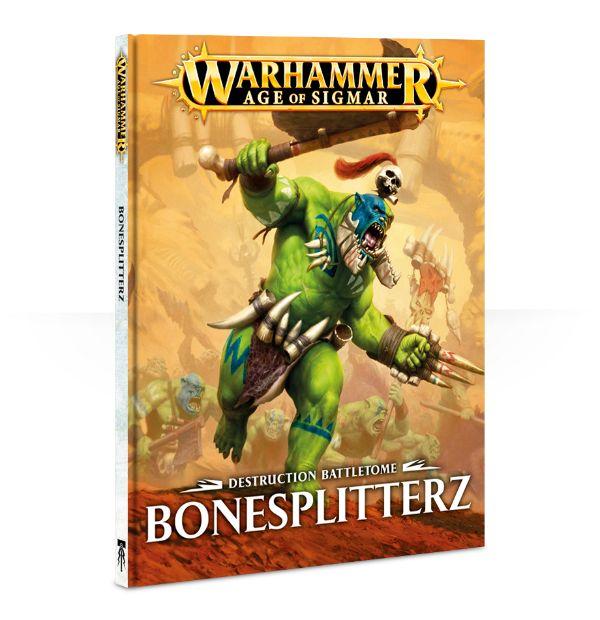 Destruction Battletome: Bonesplitterz