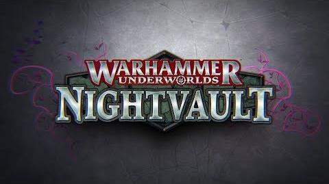 Warhammer Underworlds Nightvault - Reveal Trailer
