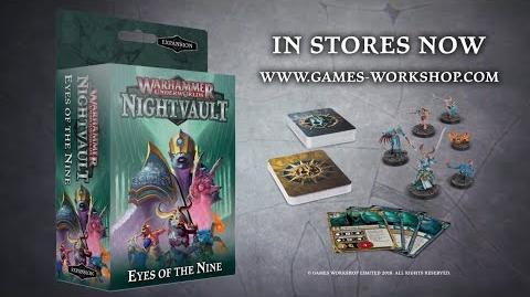 Eyes of the Nine In Stores Now