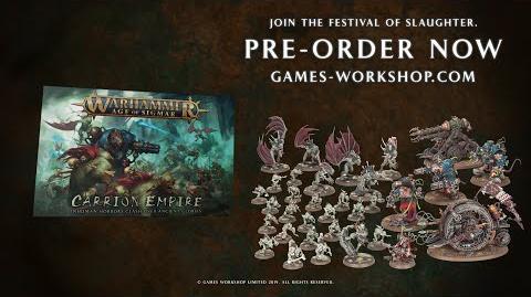 Carrion Empire Pre-order