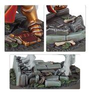 Castigators and Gryph Hound miniatures 01
