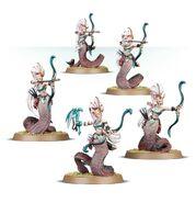 Melusai Blood Stalkers miniatures 01