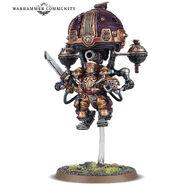 Brokk Grungsson Kharadron Overlords miniature