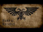 Warhammer 40,000- Grim Dark Lore Part 1 - Exodus