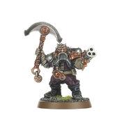 Arkanaut Captain volley pistol Kharadron Overlords miniature