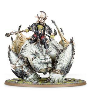 Megaboss on Maw-krusha Ironjawz Orruks Miniature