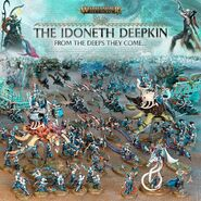 The Idoneth Deepkin From the deeps they come...