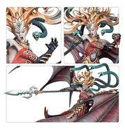 Morathi, The Shadow Queen, her true, monstrous form02