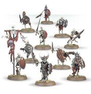 Deathrattle Swordsmen