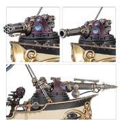 Arkanaut Ironclad weapon options