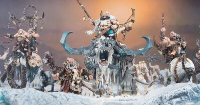 Beastclaw Raiders Ogors Diorama.jpg