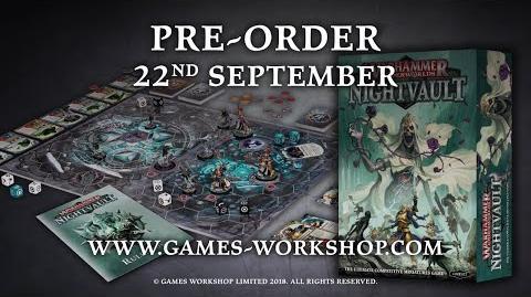 Warhammer Underworlds Nightvault - Pre-order Now