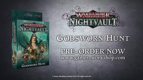 Godsworn Hunt – Pre-order Now