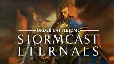 Warhammer Age of Sigmar - Battletome Stormcast Eternals - Pre-order Now!