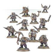 Arkanauts Kharadron Overlords miniatures