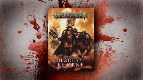 Blades of Khorne – Pre-order Now