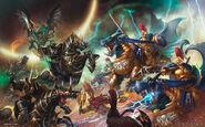 Dracothian Guard vs Varanguard