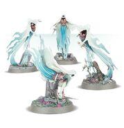 Myrmourn Banshees miniatures 01