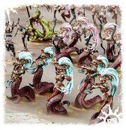 Melusai Blood Stalkers miniatures 04