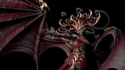 Morathi The Shadow Queen