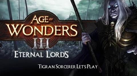 Age of Wonders III Eternal Lords – Tigran Unifier Victory