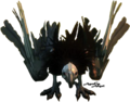 Carrion Bird (from screenshot) by AgnessAngel