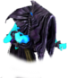 Hiliadan/Shadow Elf Necromancer units