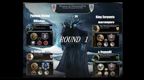 AoW3 2016 PBEM 2vs2 Tournament - Round 2 - Phoenix Rising vs King Serpents - turn 1 (commented)