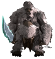 Yeti (from screenshot) by AgnessAngel