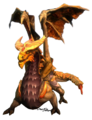 Golden dragon (from screenshot) by AgnessAngel
