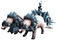 Frostling Ice Queen (from screenshot) by AgnessAngel