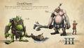 Art Troll Ogre