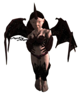 Halfling Succubus (from screenshot) by AgnessAngel