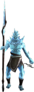 Frostling Royal Guard (from screenshot) by AgnessAngel