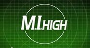 M.I High Tiltle Card