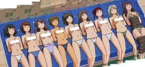 Bikini Squad Defeated