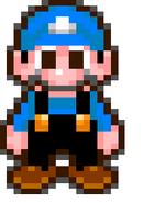 MinecraftMan1234 Mario editon