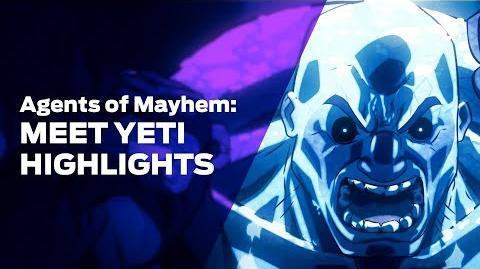 Agents of Mayhem Meet Yeti Highlights