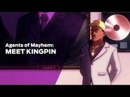 Agents of Mayhem- Meet Kingpin