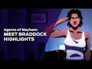 Agents of Mayhem- Meet Braddock Highlights
