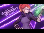 Agents of Mayhem- Safeword Intro (DLC)