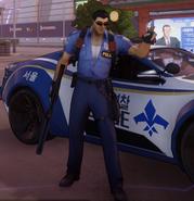 Lt. of Police Gat