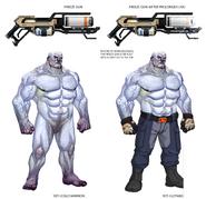 Agents of Mayhem Yeti Concept 6