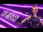 Agents of Mayhem- Lazarus Intro (DLC)