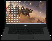 Ноутбук Dell XPS-15 (США)