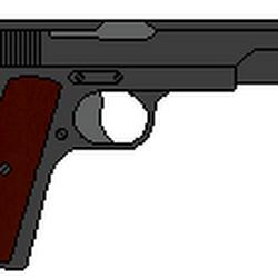 """Пистолет """"Волк"""""""