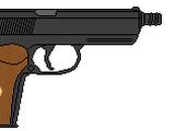 """Пистолет """"Орёл"""""""